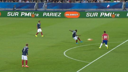 Em grande fase, Matuidi marca duas vezes, e França vence a Sérvia