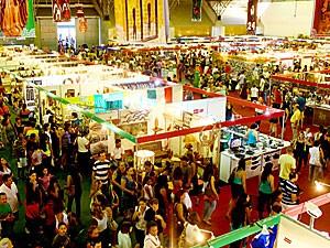 Fenearte - Feira Nacional de Artesanato, em Pernambuco (Foto: Divulgação)