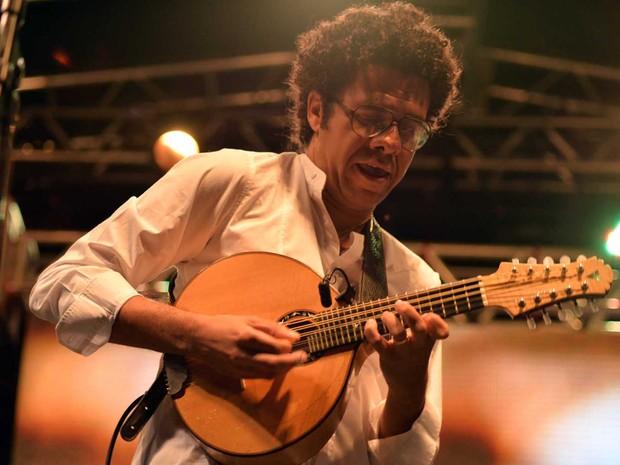 Hamilton de Holanda é a segunda atração a se apresentar no Farol da Barra, nesta sexta. (Foto: Elias Dantas/Agência Haack)