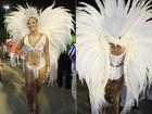 Comportadas! Sheron Menezzes e mais famosas que não quiseram mostrar demais no carnaval