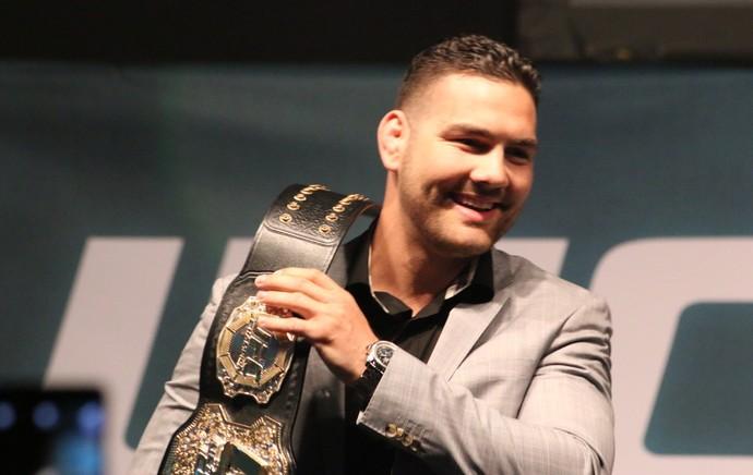 Chris Weidman, UFC, MMA (Foto: Evelyn Rodrigues)