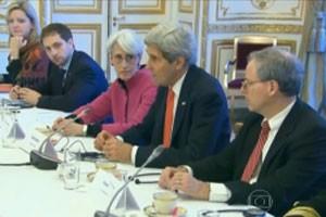 Kerry pede cessar-fogo na Síria (Foto: reprodução)