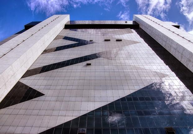 Sede do Banco do Brasil em Brasília (Foto: Reprodução/Facebook)