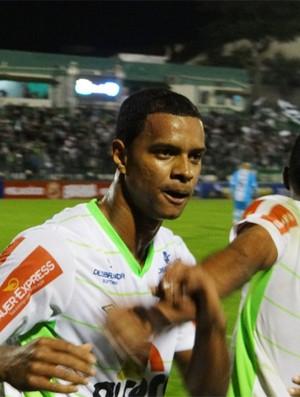 Bruno Rangel Chapecoense x Paysandu (Foto: Aguante/Chapecoense)