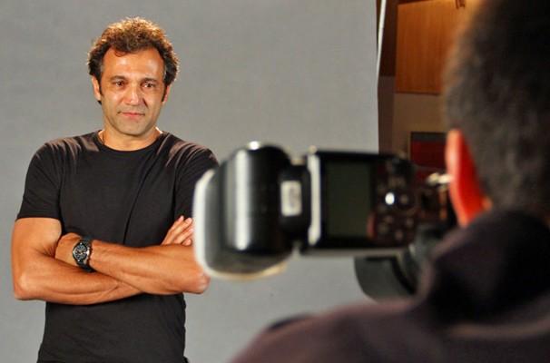 Domingos Montagner é o turco Zyah (Foto: Nathalia Fernandes / TV Globo)