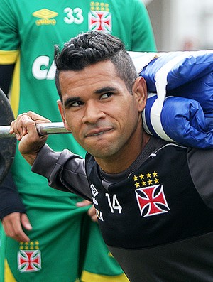ederson vasco treino (Foto: Paulo Fernandes / Vasco.com.br)
