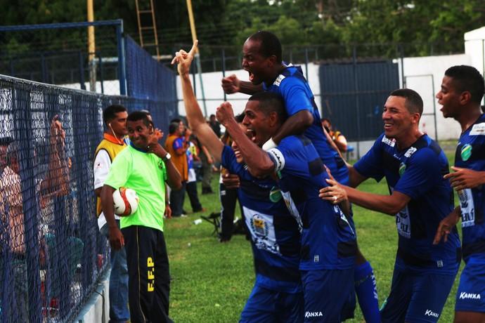 Altos, Campeonato Piauiense  (Foto: Wenner Tito )
