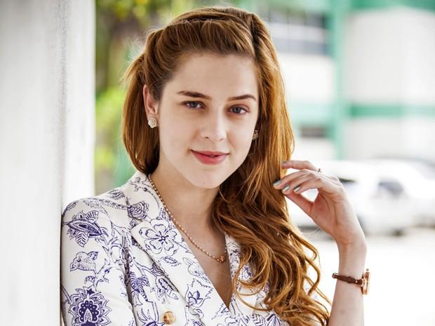 Sophia Abrahão não tem exigências para a virada do ano (Foto: Raphael Dias/ Gshow)