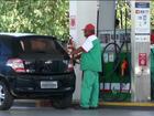 Queda no preço médio da gasolina na semana não chega a 1 centavo