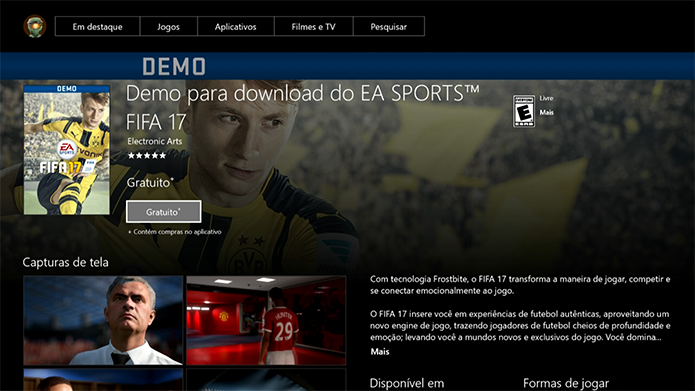 how to download fifa 17 demo ps4