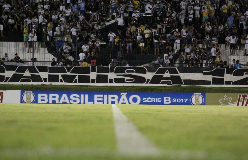 Estádio Frasqueirão recebe mais um jogo do ABC na Série B (Foto: Fabiano de Oliveira)