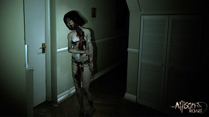 Allison Road traz uma nova casa assombrada para jogadores órfãos de Silent Hill e P.T. (Foto: Reprodução/TGG)