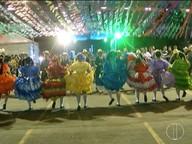Festival de Quadrilha é realizado em Montes Claros