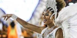 FOTOS: Musas no Carnaval 2015 mostram a beleza da brasileira (Rodrigo Gorosito/G1)