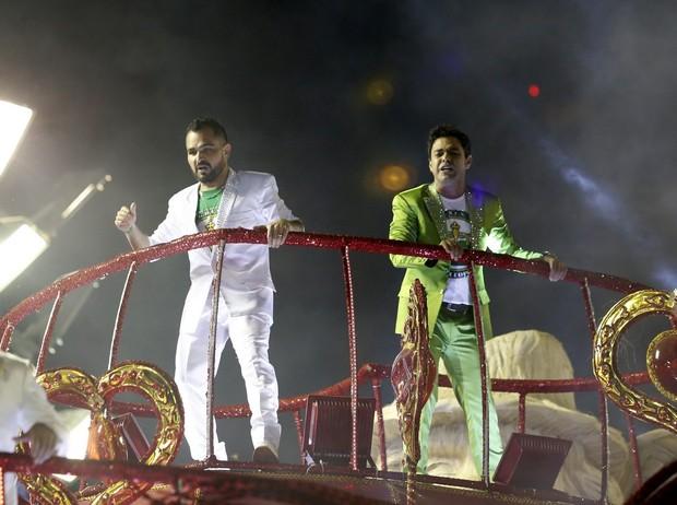 Zezé di Camargo e Luciano (Foto: Marcos Serra Lima / EGO)
