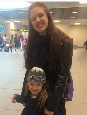 Julia e Vitória filhas Bernardinho vôlei (Foto: Reprodução / Instagram)