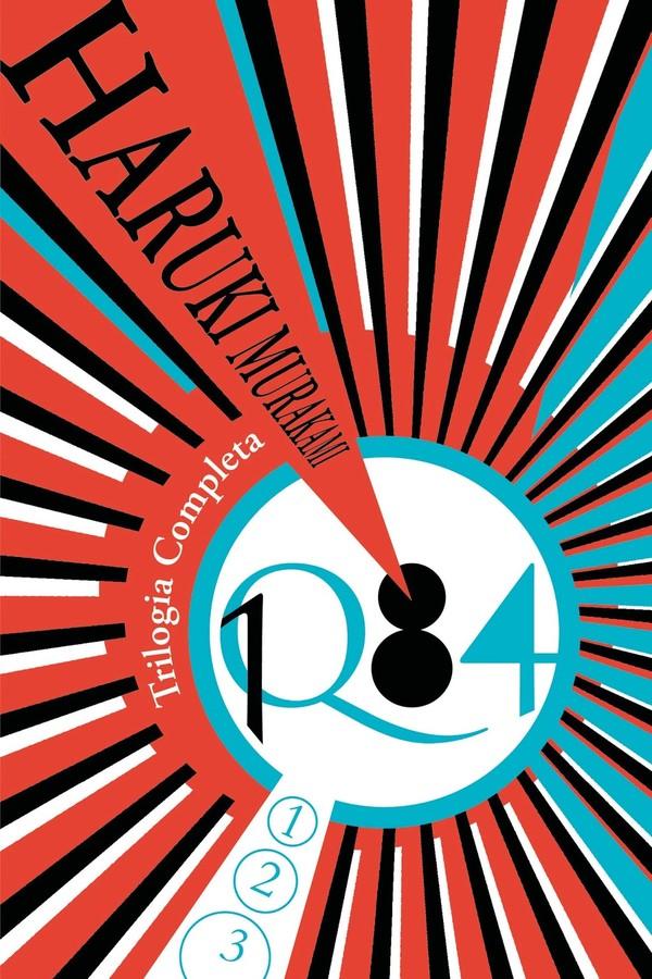 A trilogia 1Q84, o maior sucesso de Karuki Murakami (Foto: Divulgação)