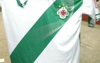 Tuna mantém parceria e apresenta uniforme para Segunda Divisão