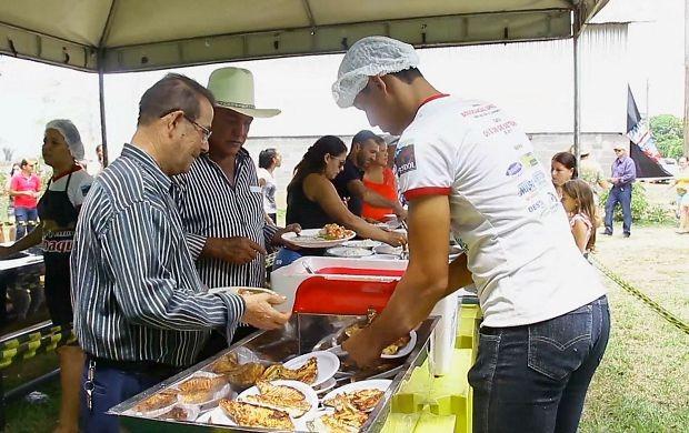Ji-Paraná realiza 3ª Festa do Tambaqui (Foto: Bom Dia Amazônia)