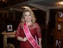 Miss Plus Size Carioca 2014 sofre depressão e engorda dez quilos