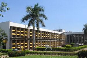 Reitoria da UFMT em Cuiabá (Foto: Assessoria)