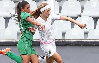 Santos e Rio Preto empatam no 1º jogo da final do Paulista Feminino