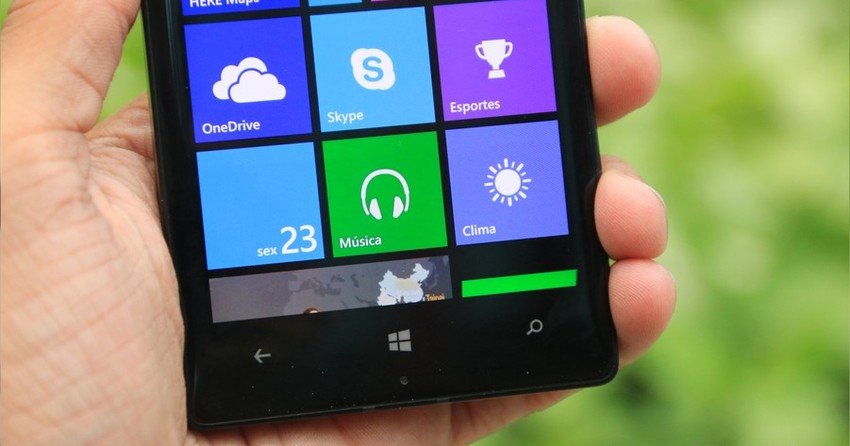 568f40117c1 Lumia 830 | Celulares e Tablets | TechTudo