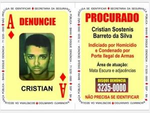 Suspeito de tráfico que era procurado foi morto em confronto com a PM (Foto: Reprodução)
