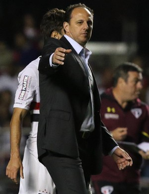 São Paulo x Cruzeiro Rogério Ceni (Foto: Rubens Chiri/saopaulofc.net)