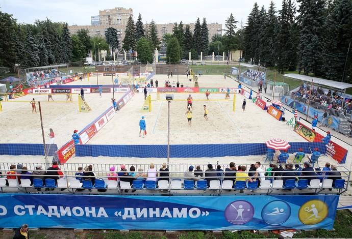Moscou receberá o primeiro Grand Slam do Circuito Mundial em 2015 (Foto: Divulgação / FIVB)