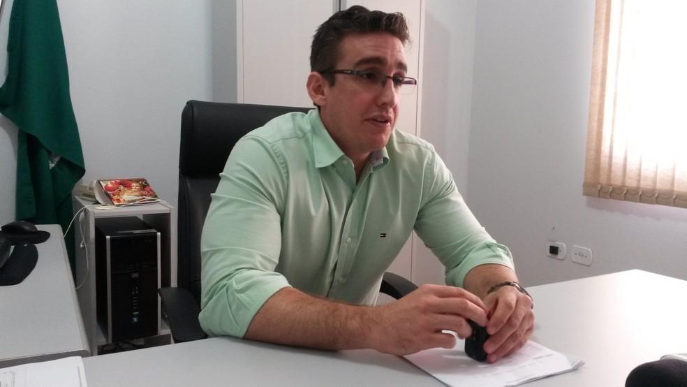 Defensor fala ao G1 sobre mudança da pena de Vania (Foto: Eliete Marques/G1)