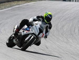 Alexandre Barros vence o Brasileiro de Motovelocidade (Foto: Divulgação)
