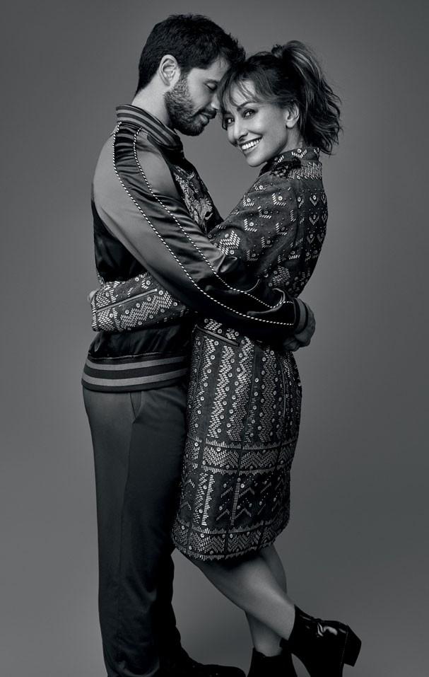 Sabrina Sato e Duda Nagle (Foto: Fabio Bartelt)