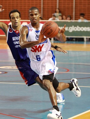 Shamell Pinheiros basquete (Foto: Divulgação)
