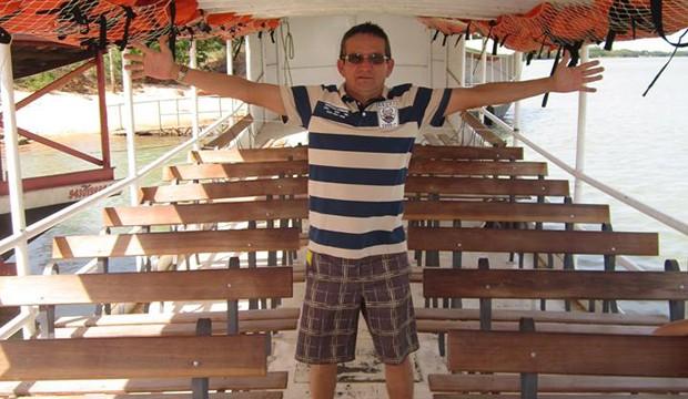 Walter é editor de imagens da TV Grande Rio (Foto: Arquivo Pessoal)