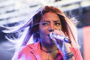 Ludmilla (Foto: Rafael Cusato/ Brazil News)