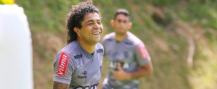Luan; Atlético-MG (Foto: Bruno Cantini/Atlético)
