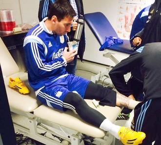 Messi, argentina (Foto: Reprodução / Facebook )