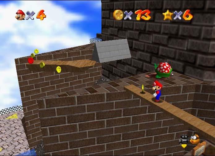 Nintendo 64: relembre os jogos com melhores gráficos do videogame (Foto: Reprodução)