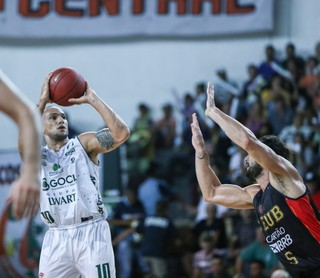 Bauru x Brasília, quartas de final, NBB (Foto: Caio Casagrande/Bauru Basket)