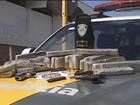 Polícia apreende maconha e armas com passageiro em ônibus em Bauru