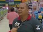 Em Manaus, consumidores deixam compras de Natal para último dia