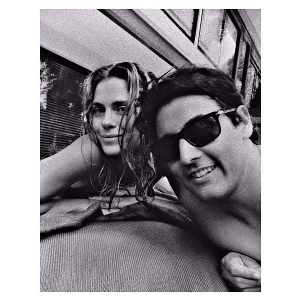 Carol e Bruno (Foto: reprodução/Instagram)