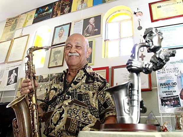 O saxofonista Ivanildo Sax de Ouro, que apresenta músicas de Baden Powell nesta sexta-feira (22) na sede do Clube do Choro de Brasília (Foto: Alex Régis/Dilvulgação)