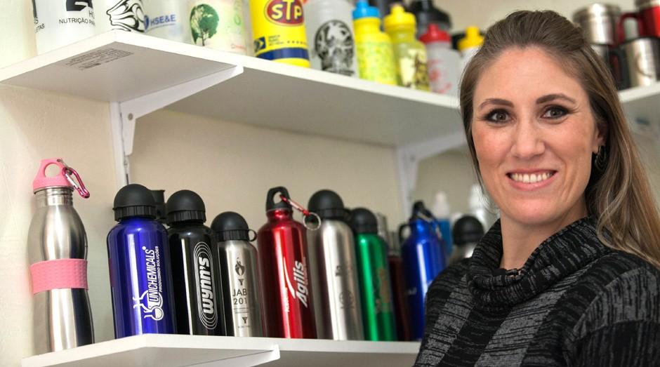 Evelyn Hofer, da ABC Gifts (Foto: Divulgação)
