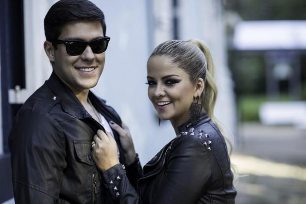 Maria Cecília e Rodolfo (Foto: Divulgação)