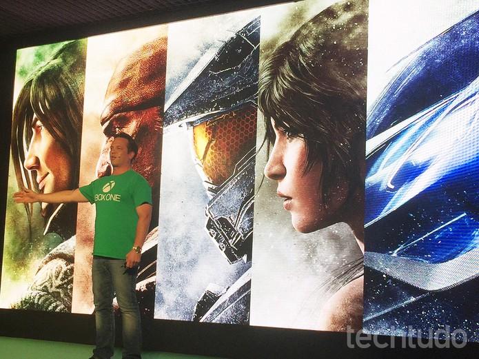 Xbox One vai ganhar novos pacotes de games este ano (Foto: Elusa Costa/TechTudo)