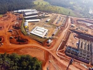 sabesp Reservato¦ürio de Biritiba - Sistema Alto Tiete¦é (SPAT) (Foto: Divulgação/Sabesp)