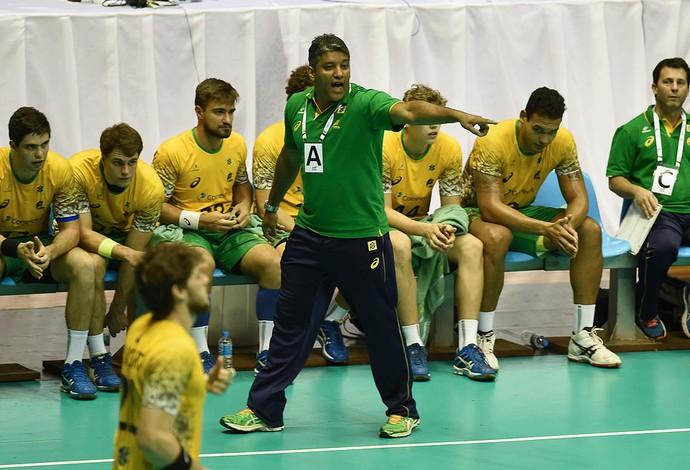 Helinho acredita que o Brasil não fez um campeonato ruim (Foto: Eugênio Sávio)