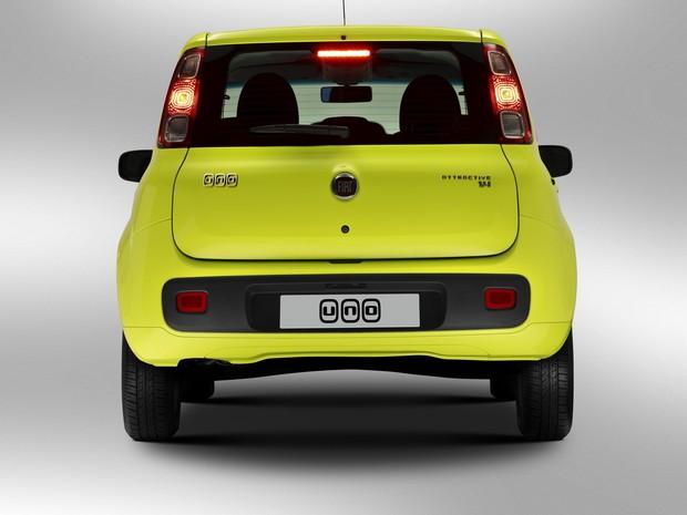 Fiat Uno Attractive 2014 (Foto: Divulgação)